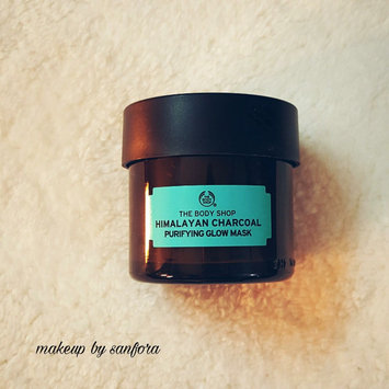 The Body Shop Charcoal Face Mask uploaded by نــَســتــَلــة 🍫.