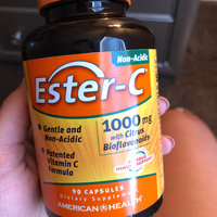 American Health Ester-C 1000mg with Citrus Bioflavonoids uploaded by Clarissa G.