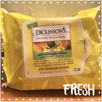 Dickinson's Original Witch Hazel Daily Refreshingly Clean Cleansing Cloths uploaded by Jennifer M.
