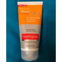 Neutrogena® Rapid Clear Oil-Eliminating Foaming Cleanser uploaded by Renee L.