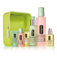Clinique Cleansing 3, 4 Holiday Skincare Set uploaded by Tasneem E.