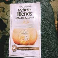 Garnier Whole Blends Honey Treasures Repairing Mask uploaded by Malorie R.