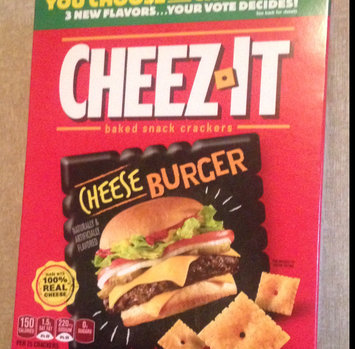 Photo of Cheez-It® Original Crackers uploaded by Jay S.