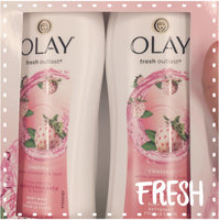 Olay Fresh Outlast Cooling White Strawberry & Mint Body Wash uploaded by Keisha K.