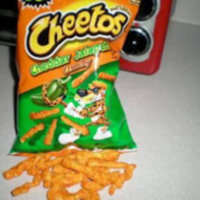 CHEETOS® Crunchy Cheddar Jalapeno Cheese Flavored Snacks uploaded by Pinky's13 P.