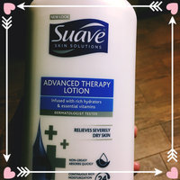 Suave® Advanced Therapy Body Lotion uploaded by Ashley S.