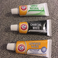 ARM & HAMMER™ Extreme Whitening Baking Soda & Peroxide Fresh Mint Toothpaste uploaded by Three B.