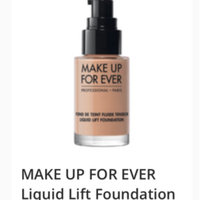 MAKE UP FOR EVER Liquid Lift Foundation uploaded by Jood A.