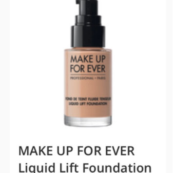 Photo of MAKE UP FOR EVER Liquid Lift Foundation uploaded by Jood A.