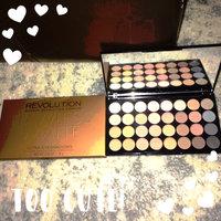 Makeup Revolution Flawless Matte Eye Shadow Palette (32 Ultra Professional Matte Eyeshadows) 0.56 oz uploaded by Lexi p.