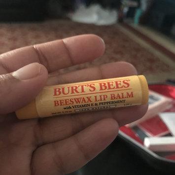 Photo of Burt's Bees Beeswax Lip Balm uploaded by Cynthia B.
