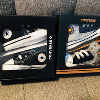 Converse Baby Boy or Baby Girl First Star Crib Shoes uploaded by Zeinab S.