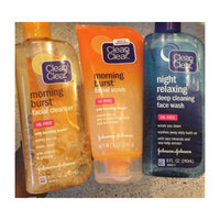 Clean & Clear® Night Relaxing™ Deep Cleaning Face Wash uploaded by rose a.