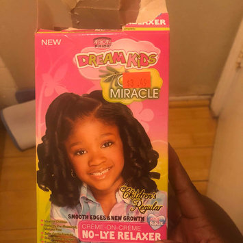 Photo of DDI Dream Kids Olive Miracle Relaxer Regular- Case of 4 uploaded by JAMAIKa H.