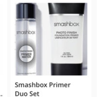 Smashbox Primer Duo Set uploaded by Afshan n.