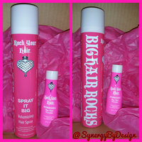 Michael O'Rourke Rock Your Hair Spray It Hard Big Volume Hairspray uploaded by SynergyByDesign #.