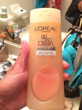 L'Oréal Go 360 Clean Deep Exfoliating Scrub uploaded by Roxanna A.