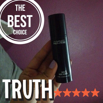 MAC Cosmetics Prep + Prime Natural Radiance uploaded by Greisy C.