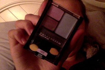 Maybelline Stylish Smokes Eyeshadow Quad uploaded by isabelle b.