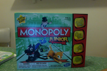 Photo of MONOPOLY® Junior uploaded by Michelle O.