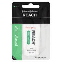 Reach Waxed Floss Mint uploaded by Bernadette P.