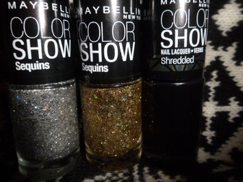 Maybelline New York Sequins by Color Show uploaded by Diana B.