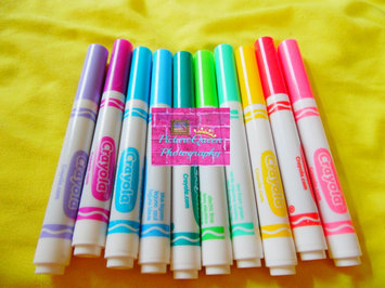 Photo of Crayola 10ct Broad Markers - Assorted Colors uploaded by Audra G.