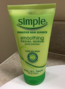 Photo of Simple Smoothing Facial Scrub uploaded by Carrie F.