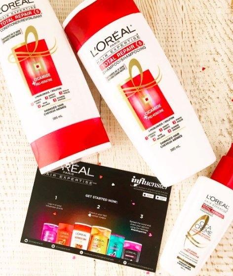 L'Oréal Paris Hair Expertise Total Repair 5 uploaded by Svitlana V.