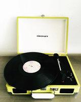 Crosley Radio Cruiser uploaded by Vanessa D.