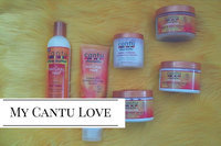 Cantu Shea Butter Moisturizing Cream Shampoo uploaded by Ronitra W.