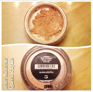 Photo of bareMinerals Glimmer Eyeshadow uploaded by Britney T.