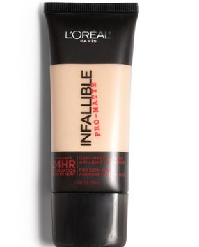 L'Oreal Paris Loreal Infallible Stay Fresh Foundation 24h uploaded by Rachael H.
