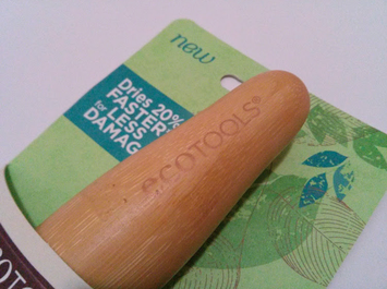 Photo of ECOTOOLS SLEEK + SHINE FINISHER HAIR BRUSH uploaded by Victoria C.