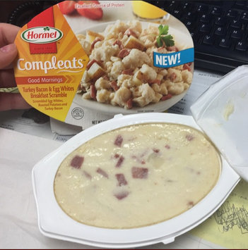 Photo of Hormel HORMEL COMPLEATS BACON & EGG SCRAMBLER 7.5OZ uploaded by Cori C.