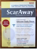 ScarAway Professional Grade Silicone Daily Discs, 30 ea uploaded by Silvana A.
