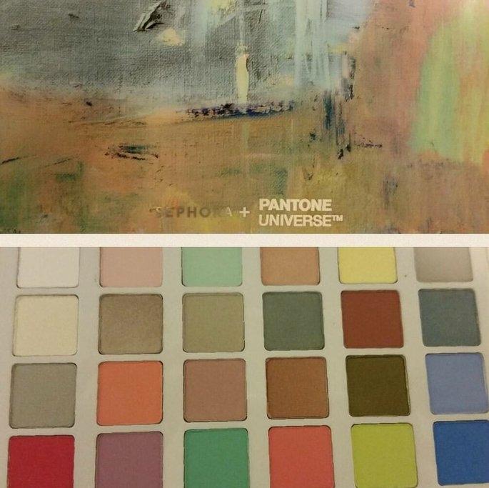 SEPHORA+PANTONE UNIVERSE Modern Watercolors Eyes Palette 24 x 0.03 oz uploaded by Chelsie O.