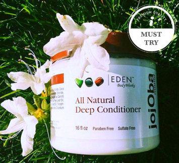 EDEN BodyWorks JojOba Monoi All Natural Deep Conditioner uploaded by Allison M.