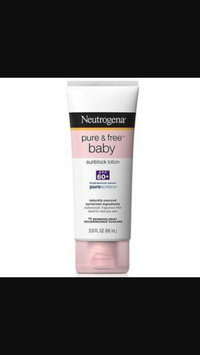 Photo of Neutrogena Pure & Free Baby Lotion uploaded by Emir T.