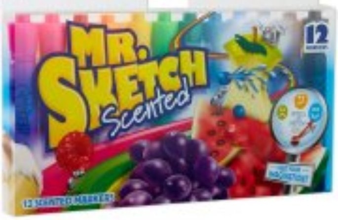 Mr. Sketch Scented Washable Markers uploaded by Megan P.