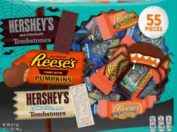 Hershey's Halloween Assorted Candy, 55 count uploaded by Claudia L.