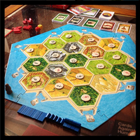 Settlers of Catan Board Game uploaded by Stacy P.