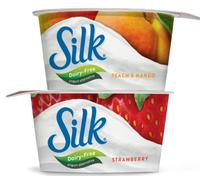 Silk Live! Soy Yogurt Strawberry uploaded by Kelley R.