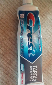 Photo of Crest Tartar Protection Toothpaste uploaded by Jessica B.