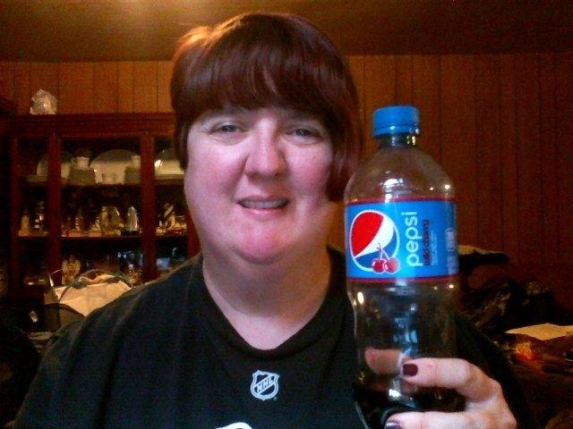 Pepsi® Wild Cherry Cola uploaded by Missy C.