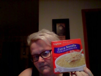 Photo of Lipton Soup Secrets Extra Noodle with Real Chicken Broth Soup - 2 CT uploaded by Sherri C.