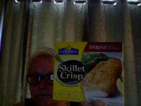 Gorton's Skillet Crisp Tilapia Classic Seasonings Battered Fish Fillets uploaded by Sherri C.