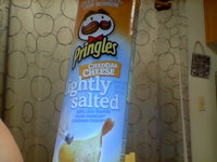Pringles® Lightly Salted Cheddar Cheese Potato Crisps uploaded by Sherri C.