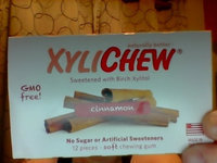 Xylichew Soft Chewing Gum Sweetened with Birch Xylitol Blister Packs, Cinnamon, 12 pk, 144 ea uploaded by Sherri C.