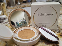 Sulwhasoo Perfecting Cushion SPF 50+ uploaded by Chanda K.
